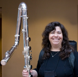 292b. Phyllis contra #1 Professional Flute Choir in Kansas City (Barry)